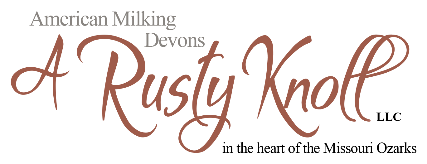 A Rusty Knoll
